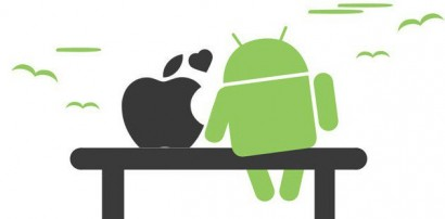 Have we called a truce already? Is Android vs iOS still on?