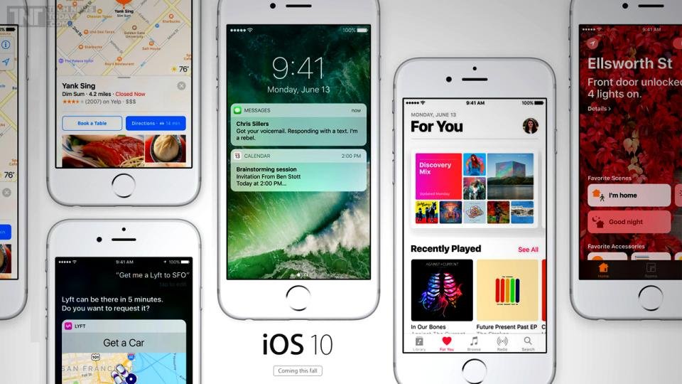 The Sparkle iOS 10 Added To iMessage
