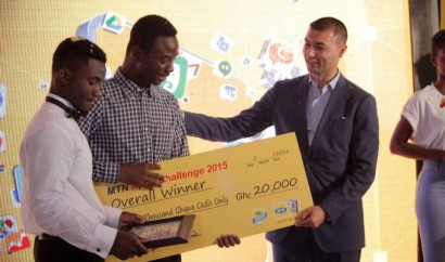 MTN App Challenge winner talks to AFD TechTalk