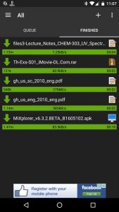 Speed up your downloads with Advanced Download Manager