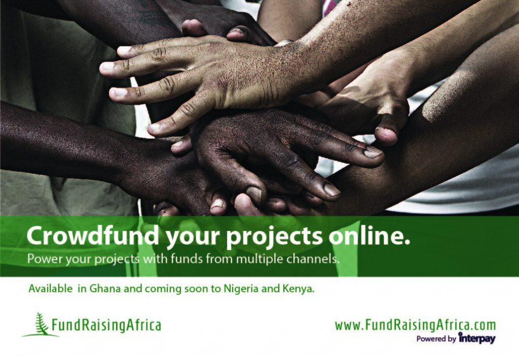 Crowdfund with FundRaisingAfrica