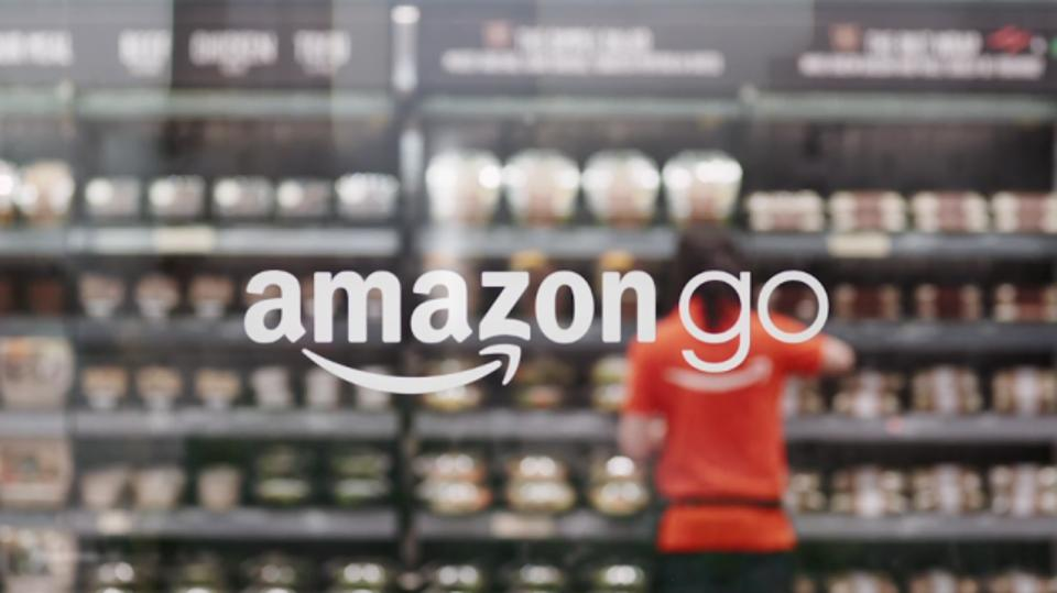 Experience Amazon Go, a store without checkout lines