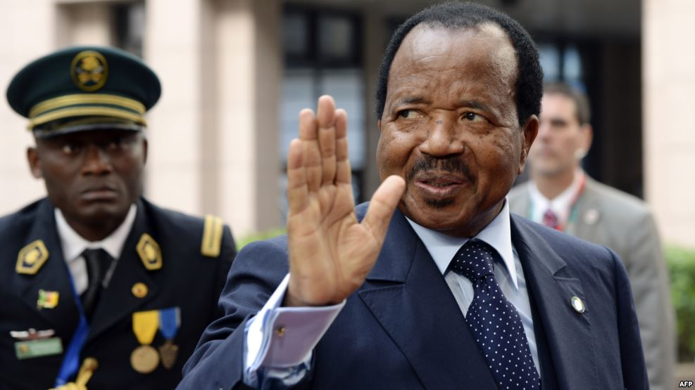 Cameroon shuts down internet in anglophone regions