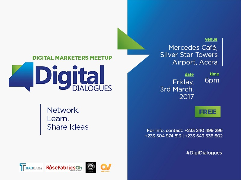 Digital Dialogues, a convocation of stakeholders in digital marketing