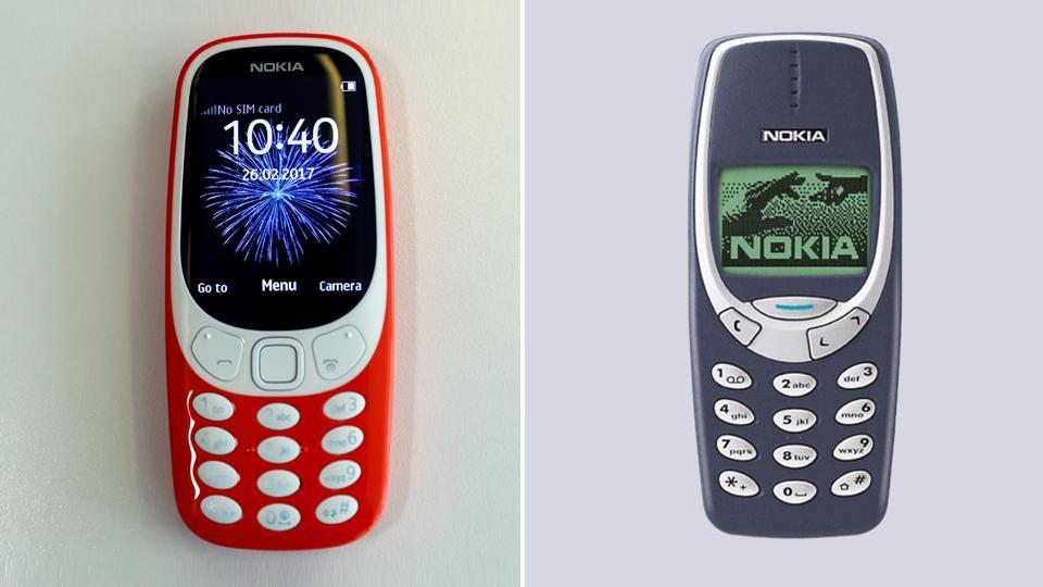 How the new Nokia 3310 compares with the old