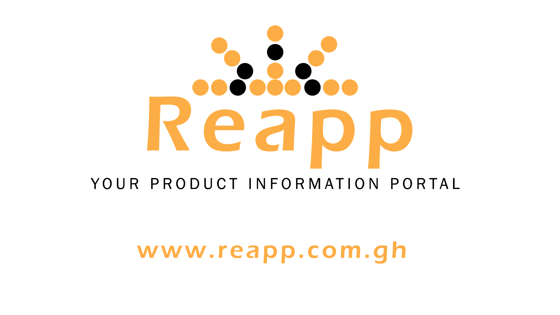 Reapp, your product information portal