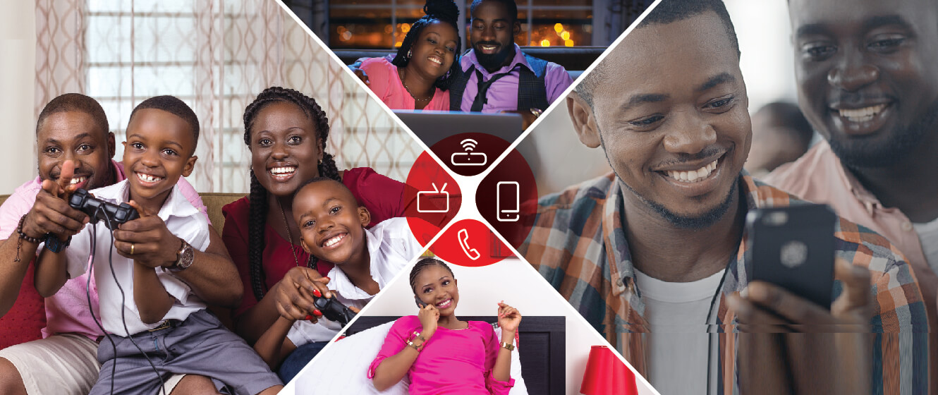 Meet Vodafone One, Ghana's first converged product