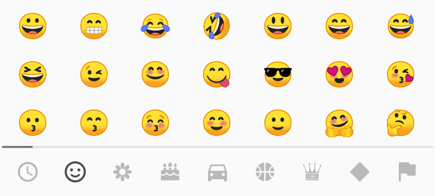 Android O-my-God what have you done to the emoji?!