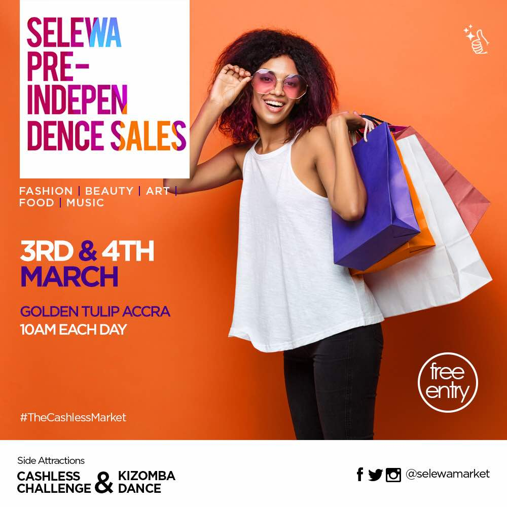 SELEWA: The Ghanaian Cashless Market Initiative