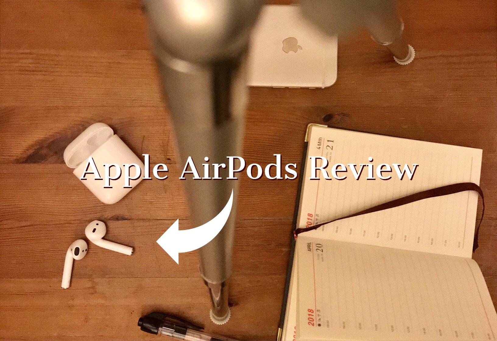 Apple AirPods reviewed!