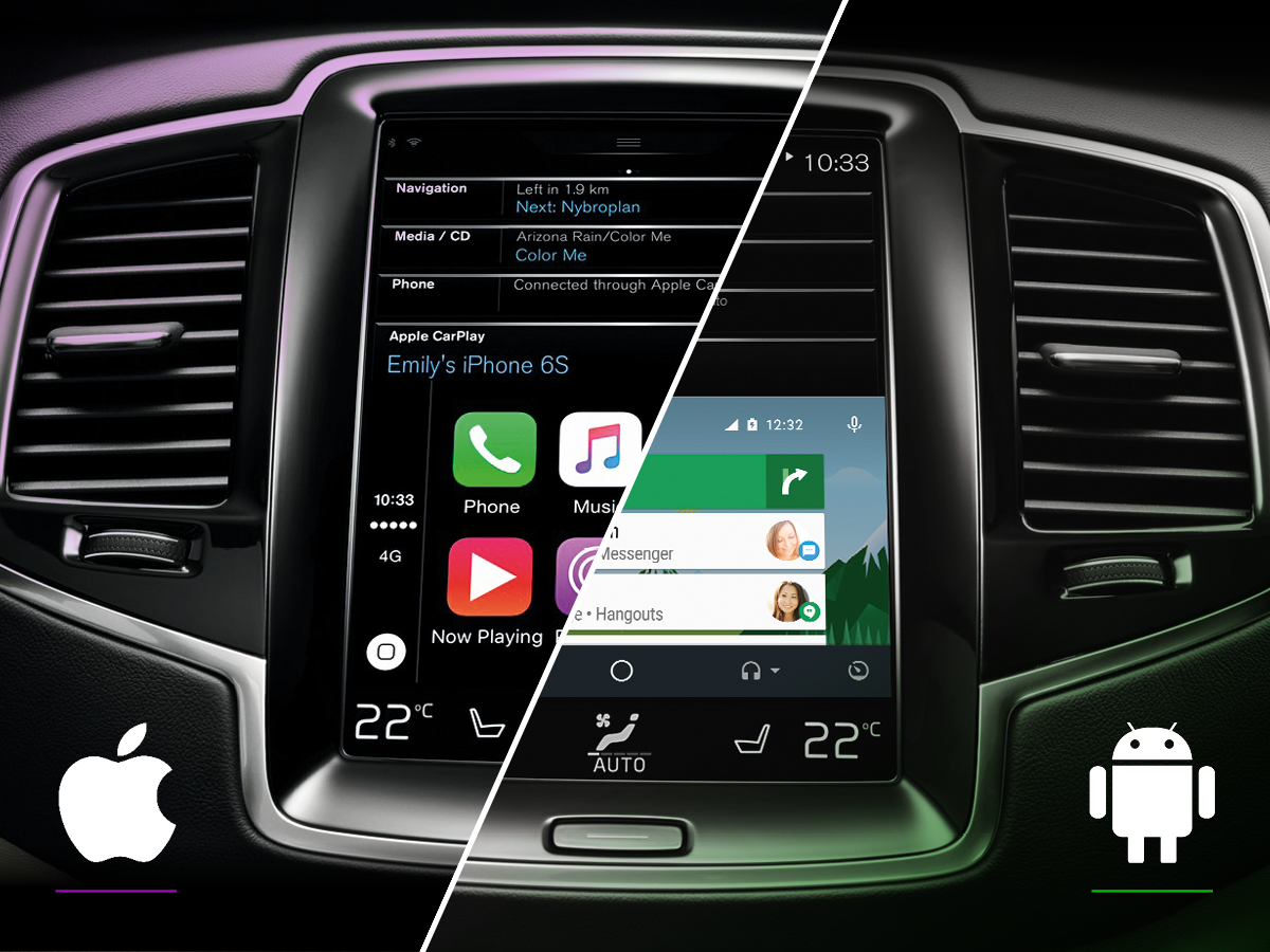 Android Auto vs Apple CarPlay: Which one should you go for?