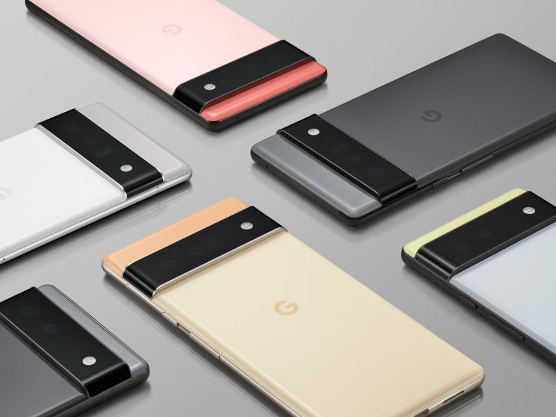 A Minute Read On The Google Pixel 6 and 6 Pro
